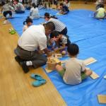 『夏休み♪木工教室』開催しました!!