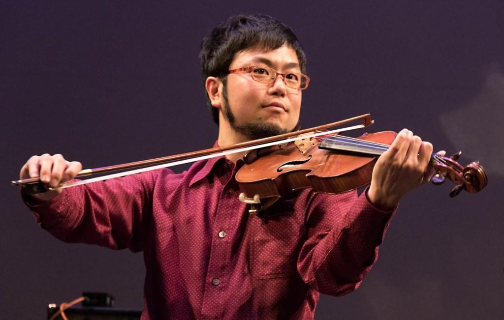 秦進一 バイオリン
